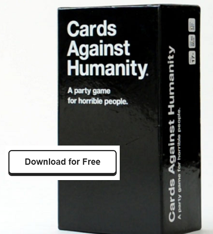 Cards Against Humanity Free Version