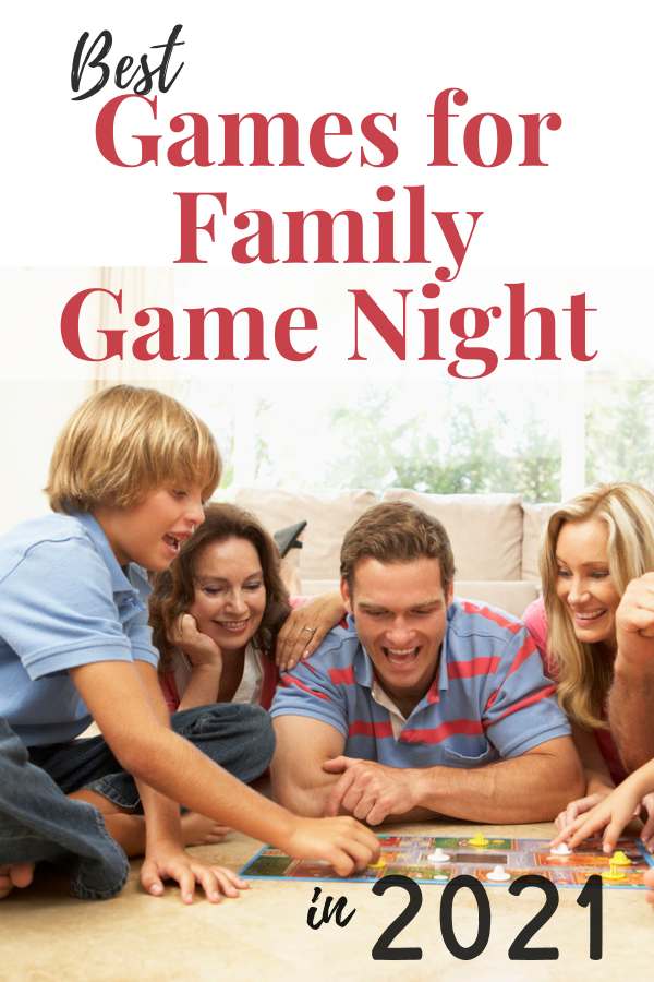 Here is my list of the best games that you should consider trying out for 2021. Get ready to have some fun at your next family game night!